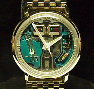 Bulova Accutron Spaceview Repair by OFT
