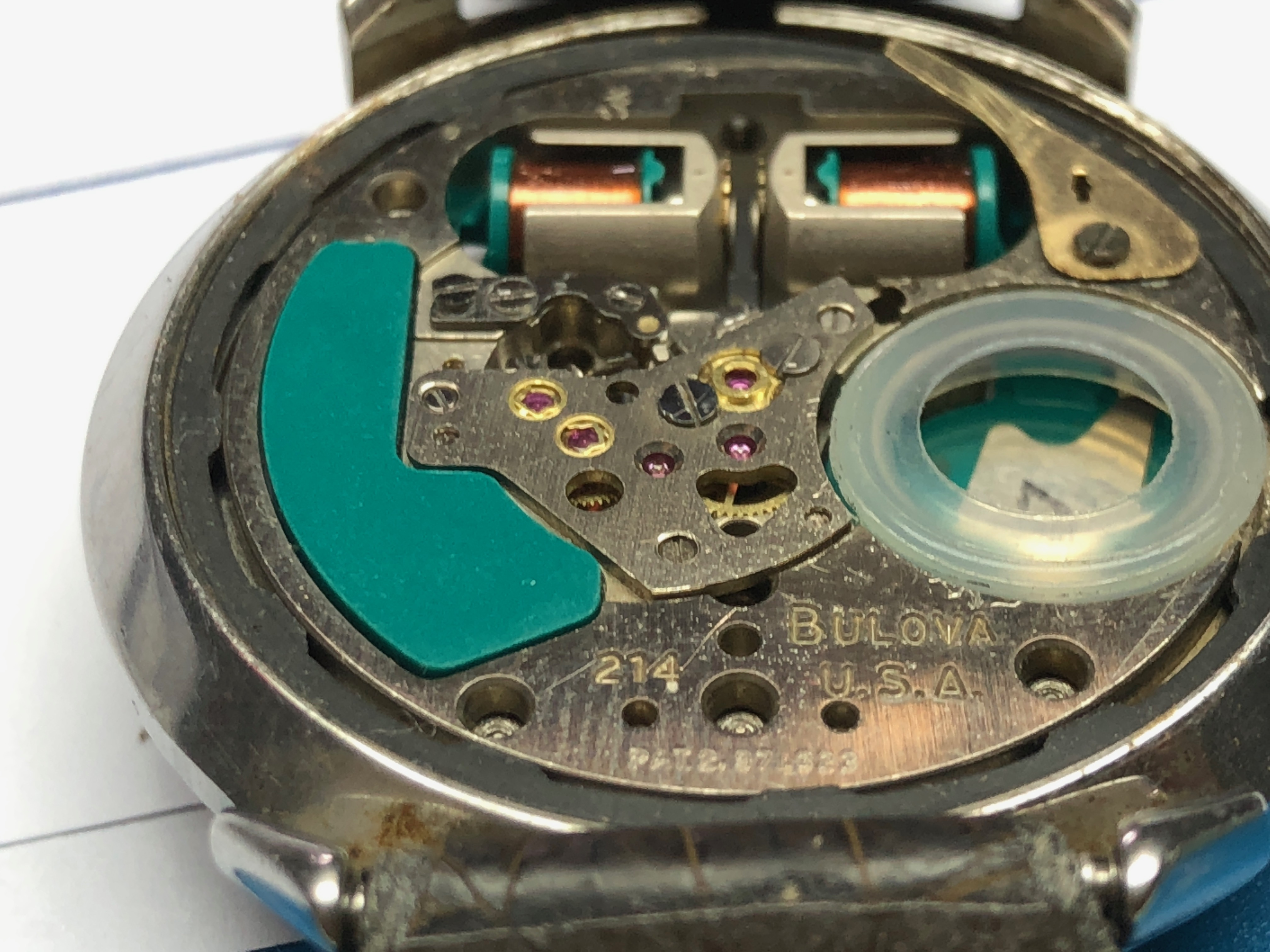 Accutron Hobbyist Repair Butchered Watches