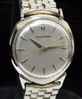 14K Gold Bulova Accutron 214 Alpha Repaired
