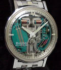 Swiss Accutron Spaceview 214 with 3-6-9 Chapter Ring Repaired