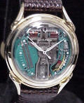 Accutron Spaceview Fancy Lug 214 Repaired