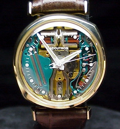 Accutron Spaceview Repair and Restoration Services