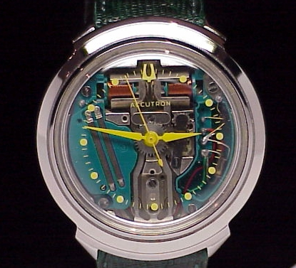Accutron Spaceview B Repair